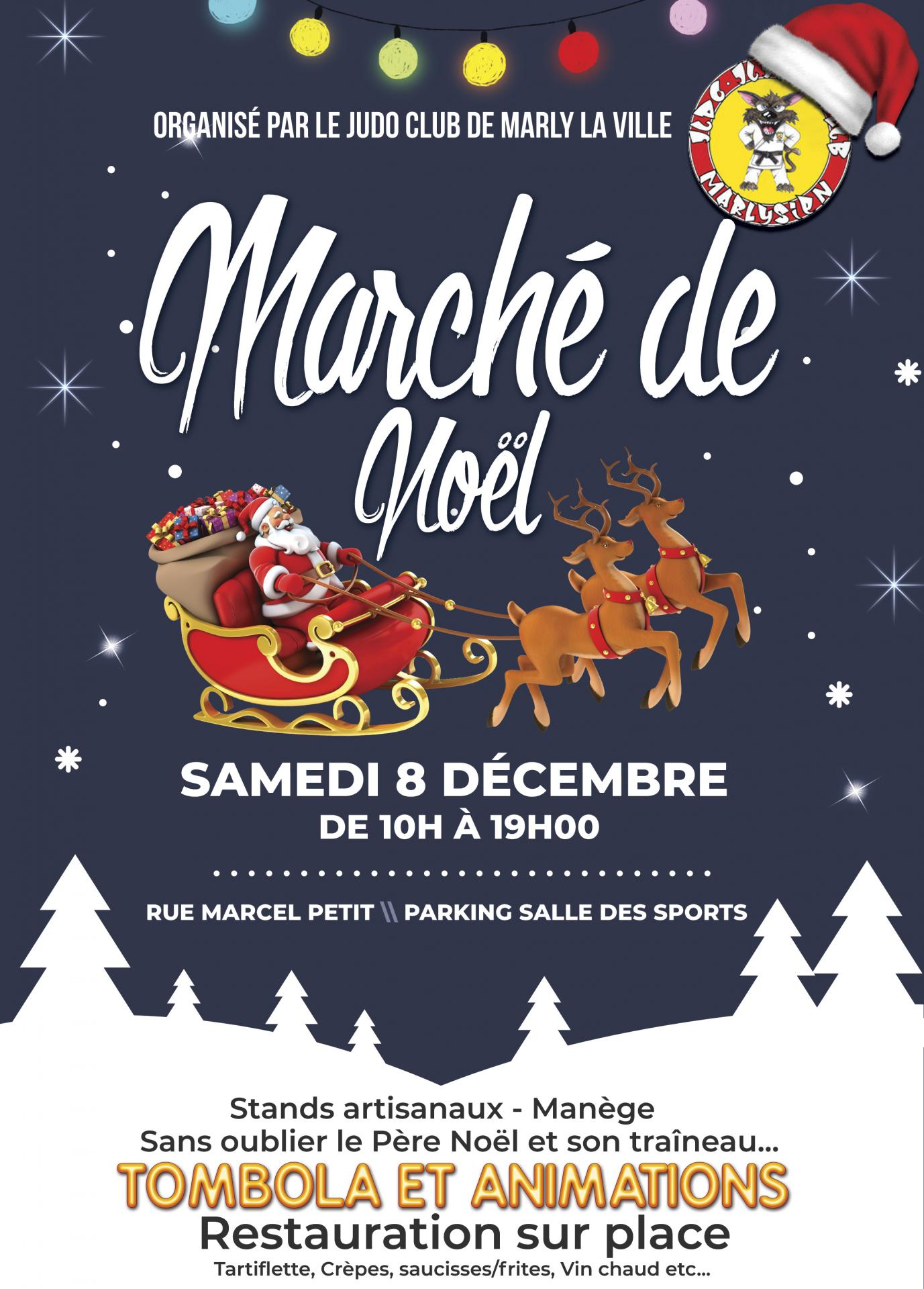 Marche noel marly 2018